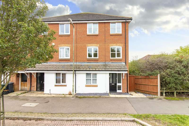 5 Bedrooms Town House for sale in Fairview Drive, Ashford, Kent, TN24 0QZ