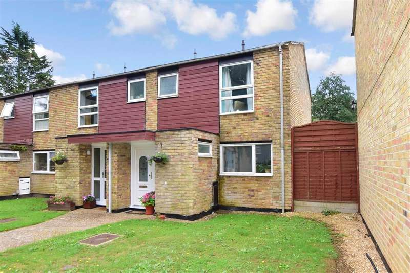 3 Bedrooms End Of Terrace House for sale in Millfield, , New Ash Green, Longfield, Kent