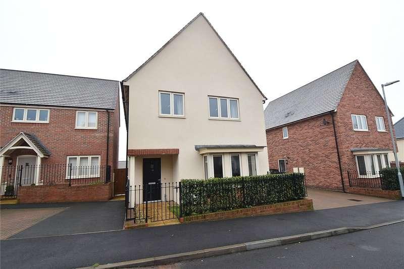 4 Bedrooms Detached House for rent in Dalziel Drive, Whittington, Worcester