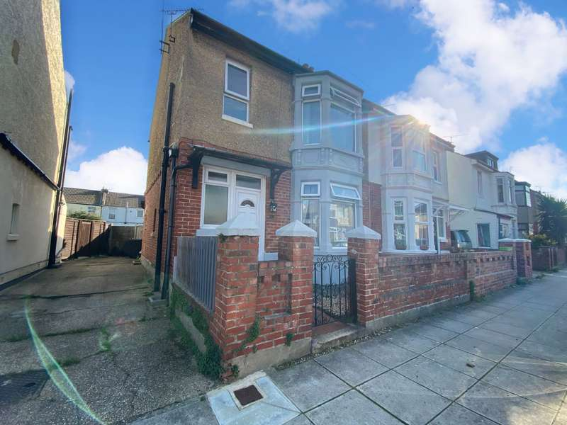 3 Bedrooms End Of Terrace House for sale in Idsworth Road, Portsmouth, Hampshire, PO3