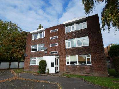 1 Bedroom Flat for sale in Peveril Crescent, Chorlton, Manchester, Greater Manchester