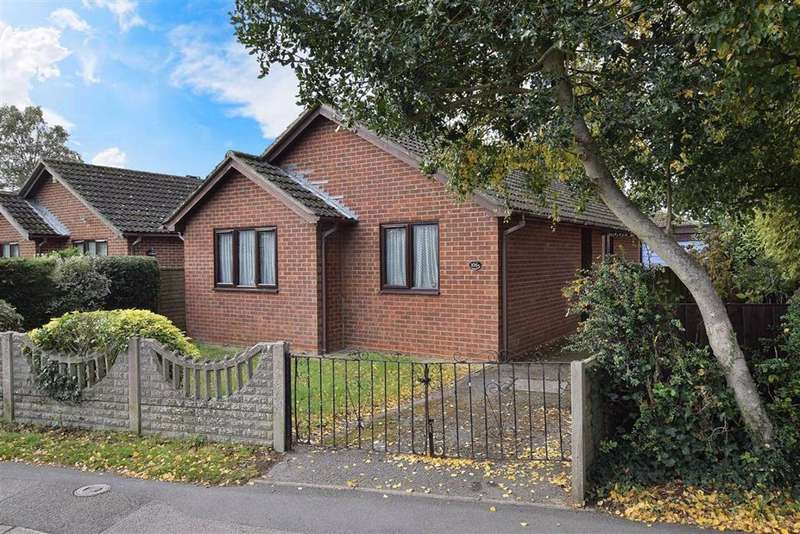 2 Bedrooms Detached Bungalow for sale in New Milton