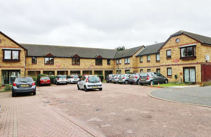 1 Bedroom Retirement Property for sale in Miller Court, Mayplace Road East, Bexleyheath, DA7 6DJ