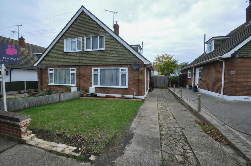 2 Bedrooms Semi Detached House for sale in Benfleet, Essex