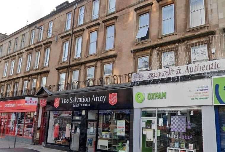Commercial Property for rent in Victoria Road, Glasgow
