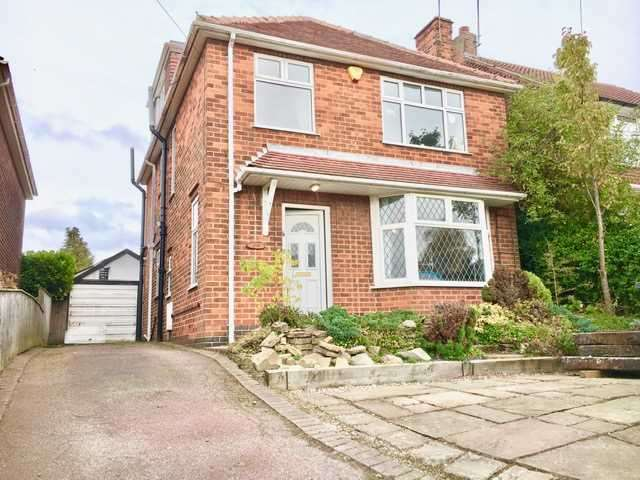 4 Bedrooms Detached House for sale in Searby Rd, Sutton in Ashfield