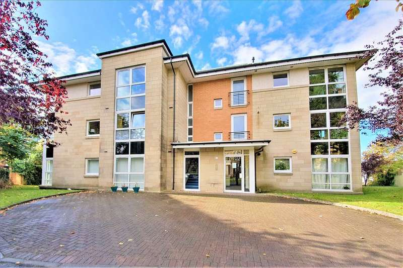 2 Bedrooms Flat for sale in Broompark Circus, Dennistoun, Glasgow G31