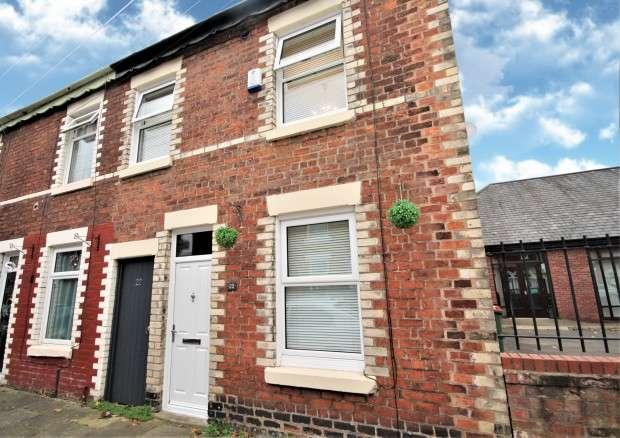 3 Bedrooms Terraced House for sale in Bird Street, Preston, PR1