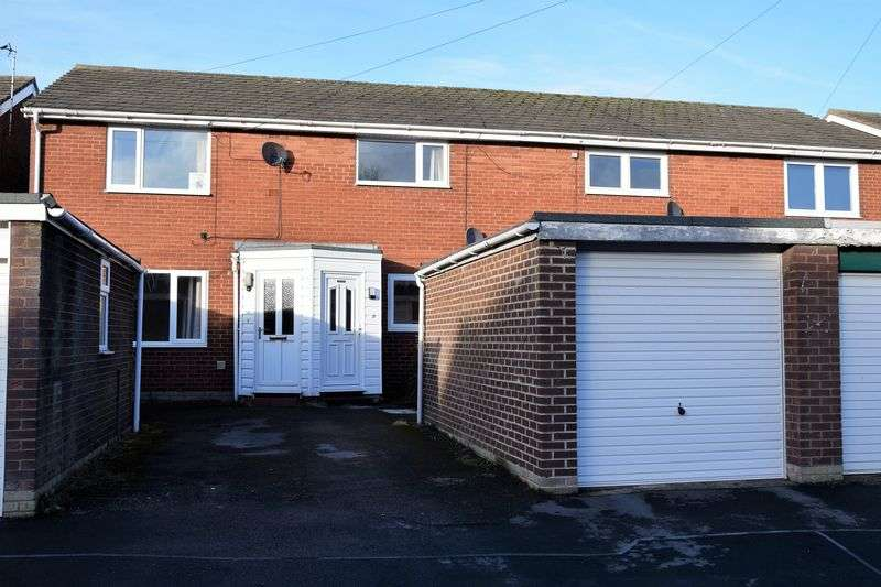 2 Bedrooms Property for rent in Thirlwell Gardens, Carlisle