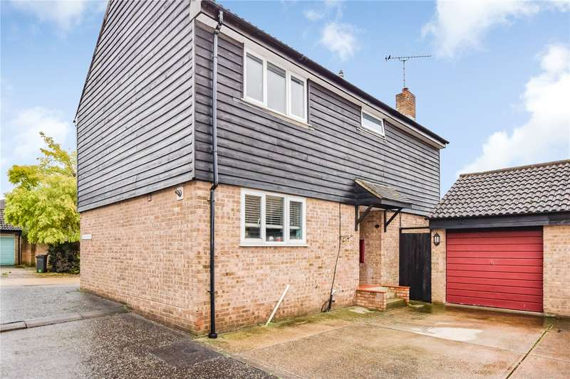 4 Bedrooms Detached House for sale in Glendale, South Woodham Ferrers, Chelmsford, Essex, CM3