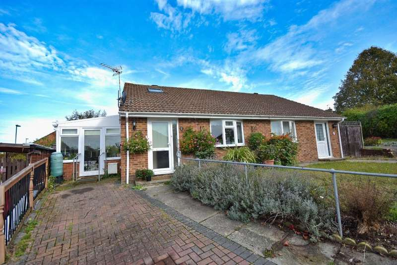 2 Bedrooms Bungalow for sale in Black Dam, Basingstoke, RG21