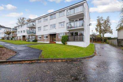 1 Bedroom Flat for sale in Speirs Road, Bearsden