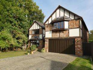 5 Bedrooms Detached House for sale in Shipbourne Road, Tonbridge, Kent