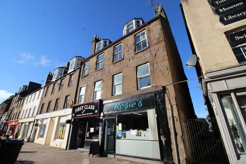 3 Bedrooms Flat for sale in Flat 1 14, Montrose, DD10