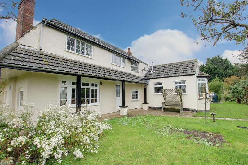 3 Bedrooms Detached House for sale in Huttoft Road, Thurlby, Alford