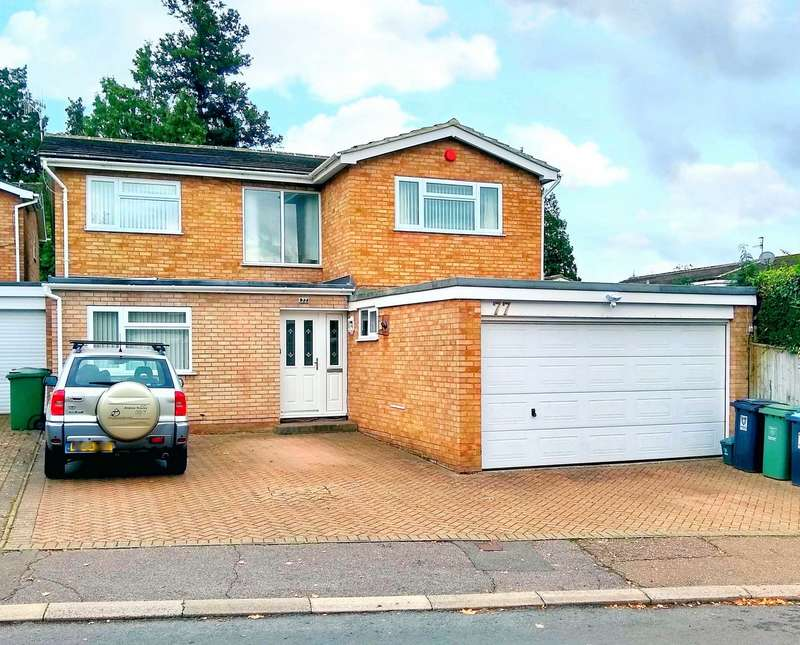 4 Bedrooms Detached House for sale in Gravel Lane, Boxmoor