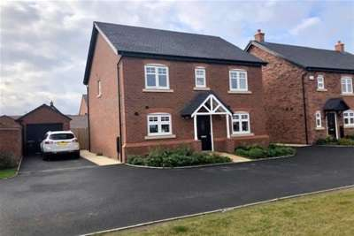 4 Bedrooms Detached House for rent in Sunflower Drive, Edwalton