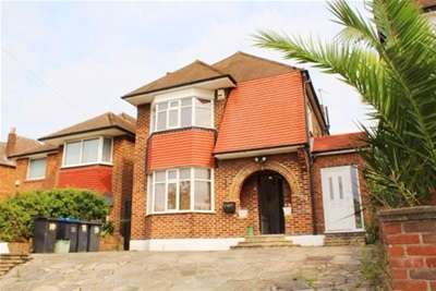 3 Bedrooms Detached House for rent in Waddington Way, Crystal Palace, SE19