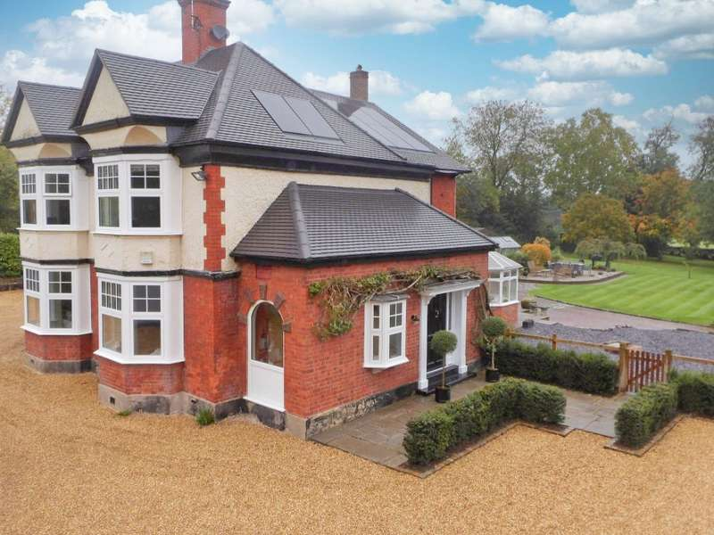 5 Bedrooms Property for sale in London Road, Woore, Shropshire