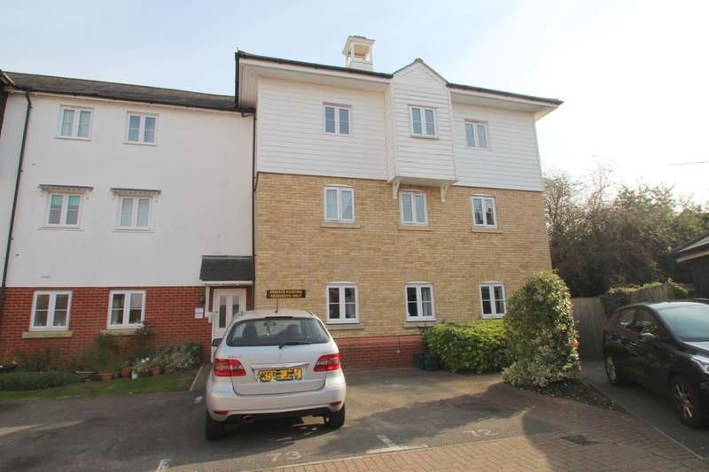 2 Bedrooms Apartment Flat for sale in OXTON CLOSE, ROWHEDGE