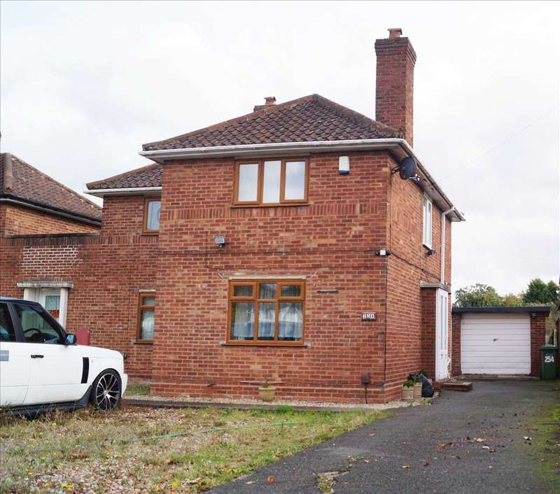 3 Bedrooms Link Detached House for rent in Hobs Moat Road, Olton