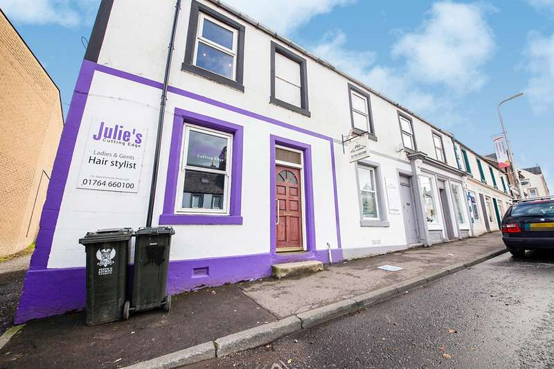 2 Bedrooms Apartment Flat for sale in High Street, Auchterarder, Perth and Kinross, PH3