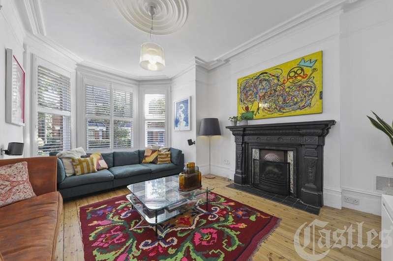 5 Bedrooms Property for sale in Stapleton Hall Road, Stroud Green, London, N4