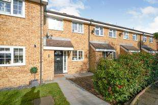 2 Bedrooms Terraced House for sale in Foxglove Lane, Chessington, Surrey, .