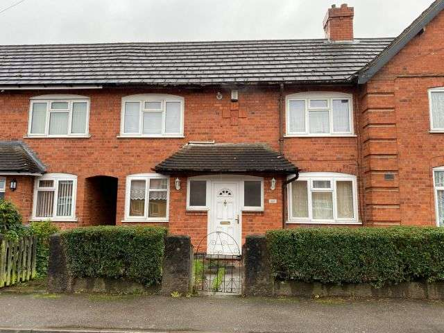 2 Bedrooms Terraced House for rent in Milton Street North, Kingsley, Northampton NN2 7JG