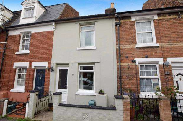 2 Bedrooms Terraced House for sale in Charles Street, Colchester, Essex