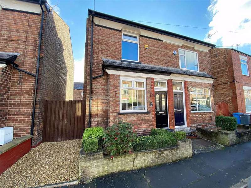 3 Bedrooms Semi Detached House for sale in Allanson Road, Northenden, Manchester, M22