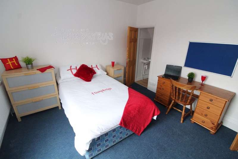 5 Bedrooms House Share for rent in Ramsey Road, S10