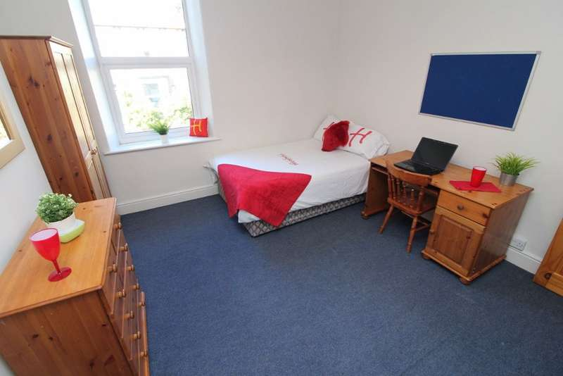 5 Bedrooms House Share for rent in Brighton Terrace Road, S10