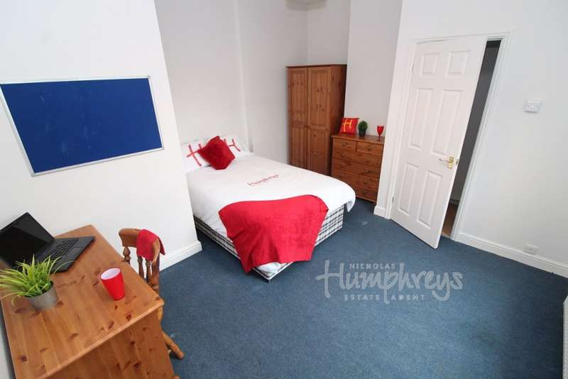 6 Bedrooms House Share for rent in Spring View Road, S10