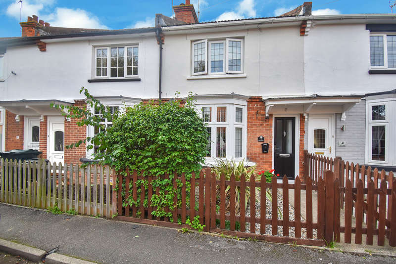 2 Bedrooms Terraced House for sale in Park Place, Ashford