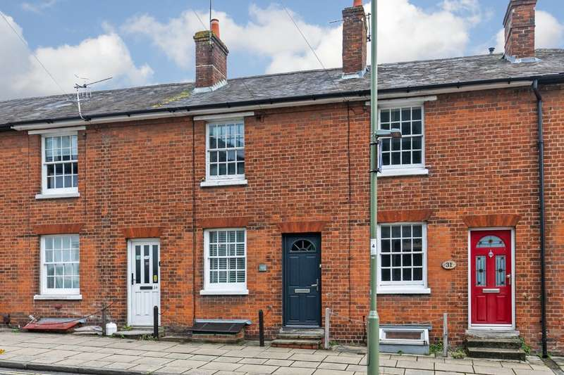 2 Bedrooms Terraced House for sale in Upper High Street, Winchester, SO23