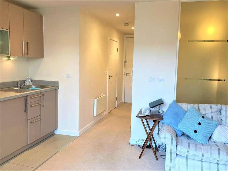 1 Bedroom Studio Flat
