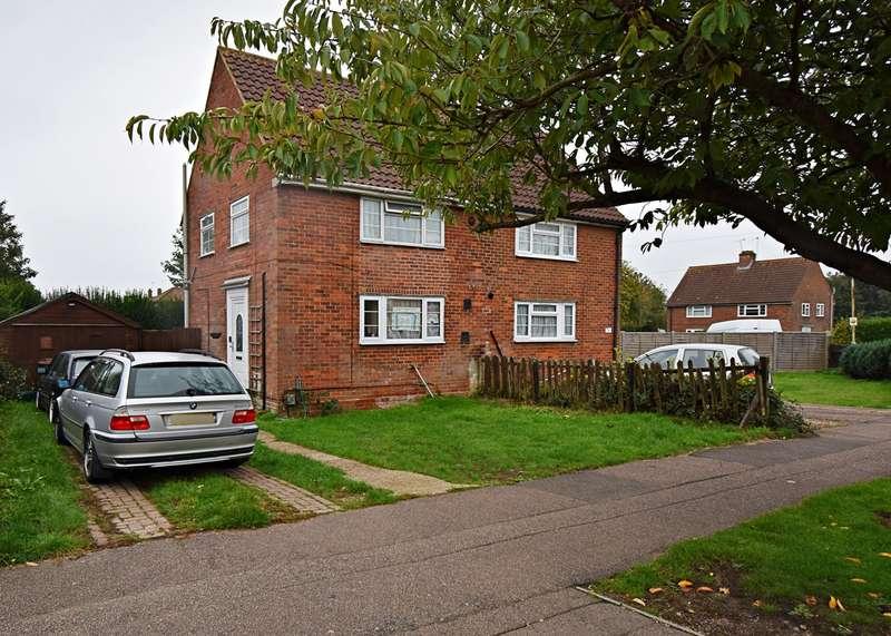 2 Bedrooms Semi Detached House for sale in Salisbury Road, Welwyn Garden City, AL7