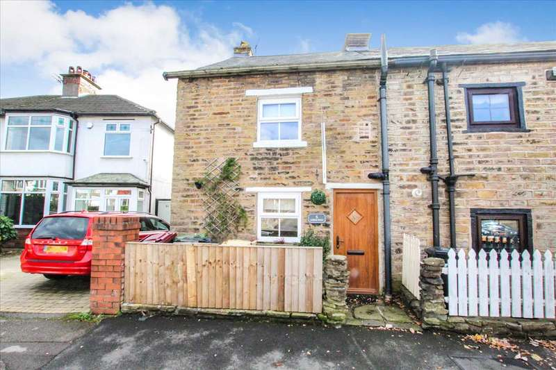 2 Bedrooms Cottage House for sale in Lords Fold, Bolton