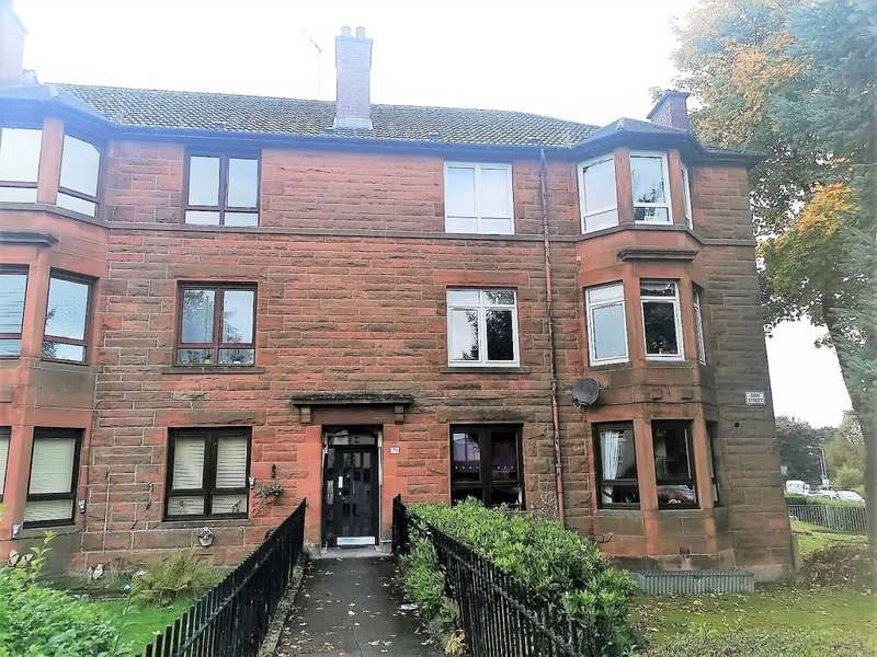 2 Bedrooms Flat for sale in Don Street, Glasgow, G33