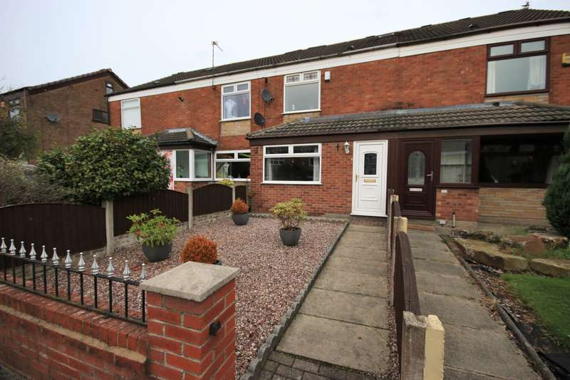 4 Bedrooms Terraced House for sale in Sandpiper Road, Highfield, Wigan, WN3 6AX
