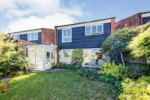 4 Bedrooms Link Detached House for sale in Riverside Close, Bridge, Canterbury, Kent