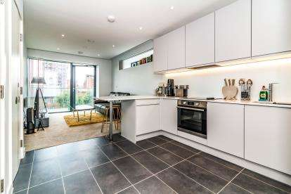 2 Bedrooms Flat for sale in Block B, 56 Bury Street, Salford, Greater Manchester