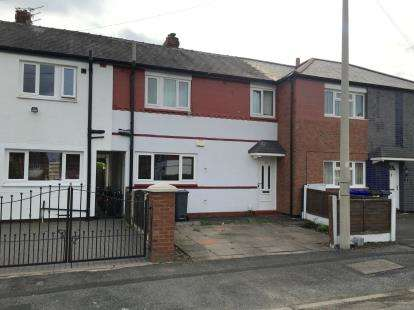 3 Bedrooms Terraced House for sale in Golborne Avenue, Withington, Manchester, Greater Manchester