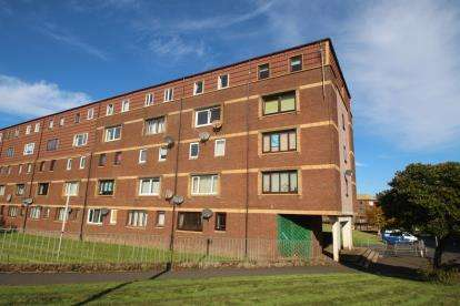 3 Bedrooms Maisonette Flat for sale in Braehead Road, Kildrum