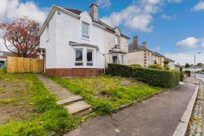 2 Bedrooms Semi Detached House for sale in Warden Road, Knightswood