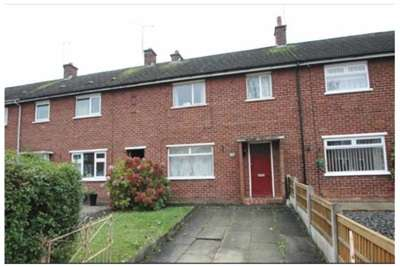 3 Bedrooms Terraced House for rent in Thirlmere Road, CH2