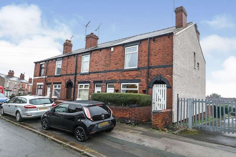 3 Bedrooms Terraced House for rent in Oakdale Road, Rotherham, S61