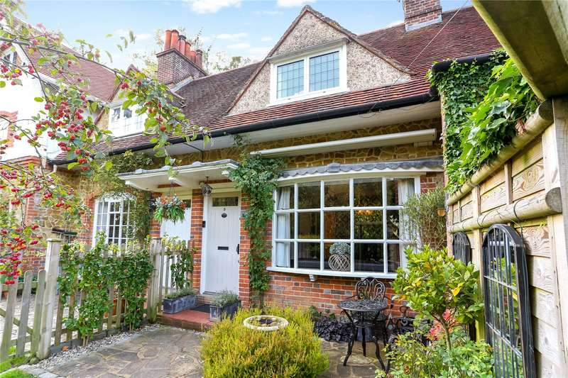 2 Bedrooms Terraced House for sale in Broadmoor Cottages, Broadmoor, Abinger Common, Dorking, RH5