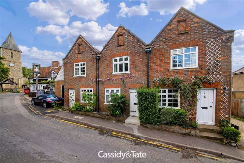 2 Bedrooms Property for sale in Church End, St. Albans, Hertfordshire - AL4 9DL